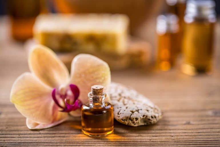 Essential Oils For Flawless Skin