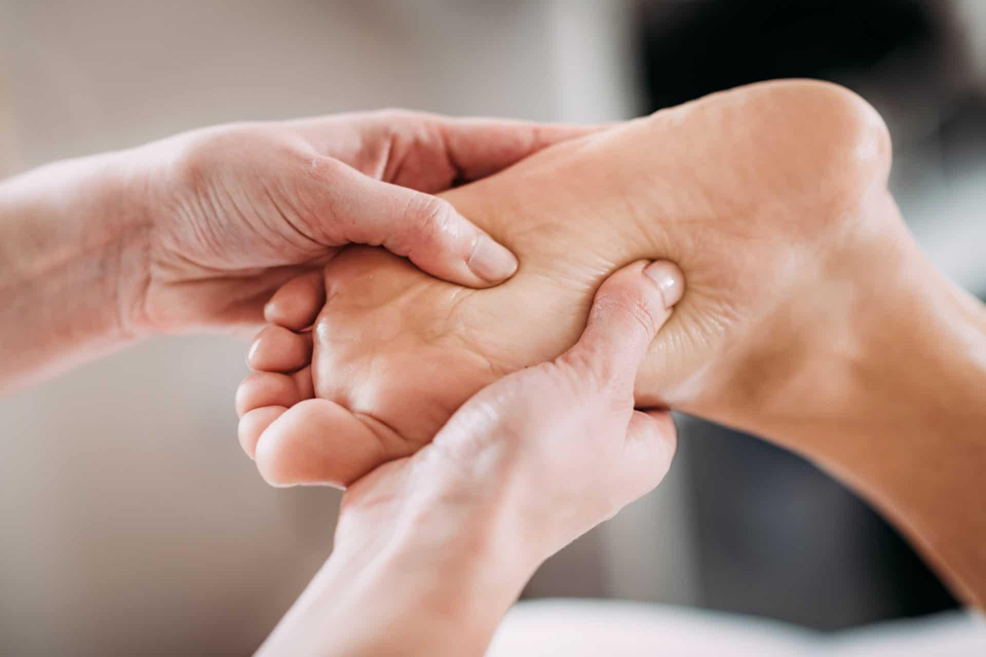 CBD in Foot Pain
