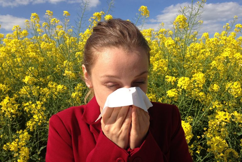 Using CBD For Allergies